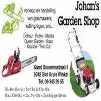 Johans Gardenshop